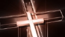 Royalty Free HD Video Clip of a Cross