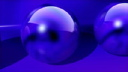 Royalty Free HD Video Clip of Wavy Rolling Balls