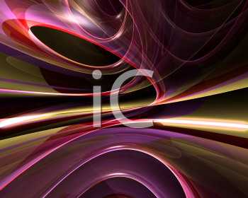 High Definition Colored Swirl Background