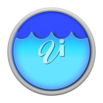 Water and utilities icon.