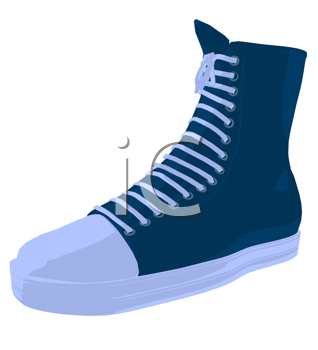 Royalty Free Photo of a Sneaker