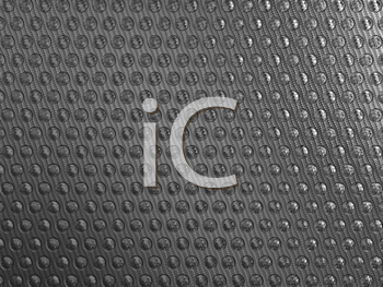 Royalty Free Clipart Image of an Abstract Carbon Background