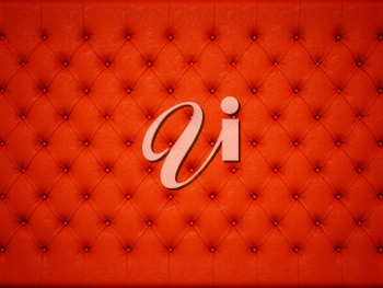 Soft and luxury: Red knobbed leather pattern (large resolution)