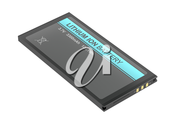 Rechargeable Lithium-ion battery for smartphone, tablet, camera or other devices