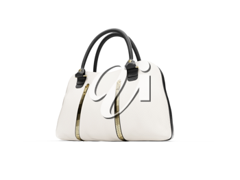 Royalty Free Clipart Image of a Purse