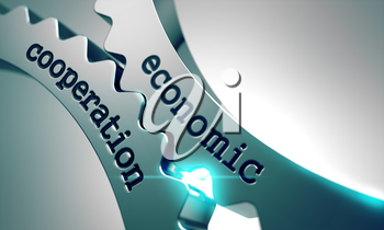 Economic Cooperation on the Mechanism of Metal Gears.